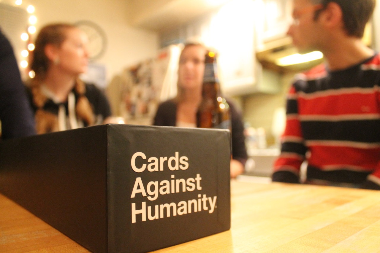 Cards Against Humanity Card Game Online Party