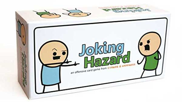 Joking Hazard - Cyanide and Happiness